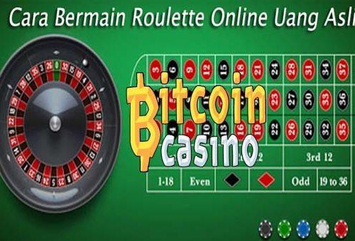 Cara Bermain Roulette Online Uang Asli Dengan Gampang